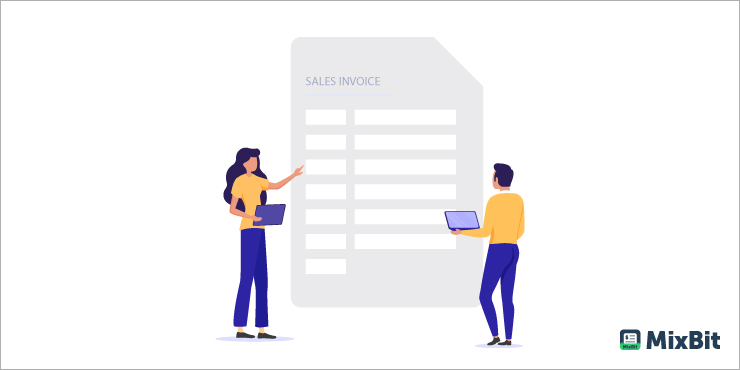 Basic Introduction of Sales Invoice