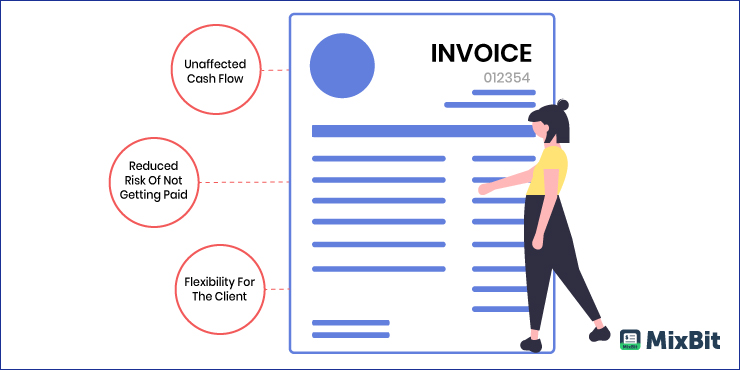advantages of Interim Invoice