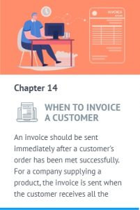 invoice a customer