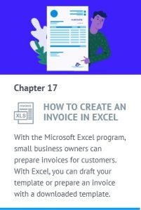 create an invoice in excel