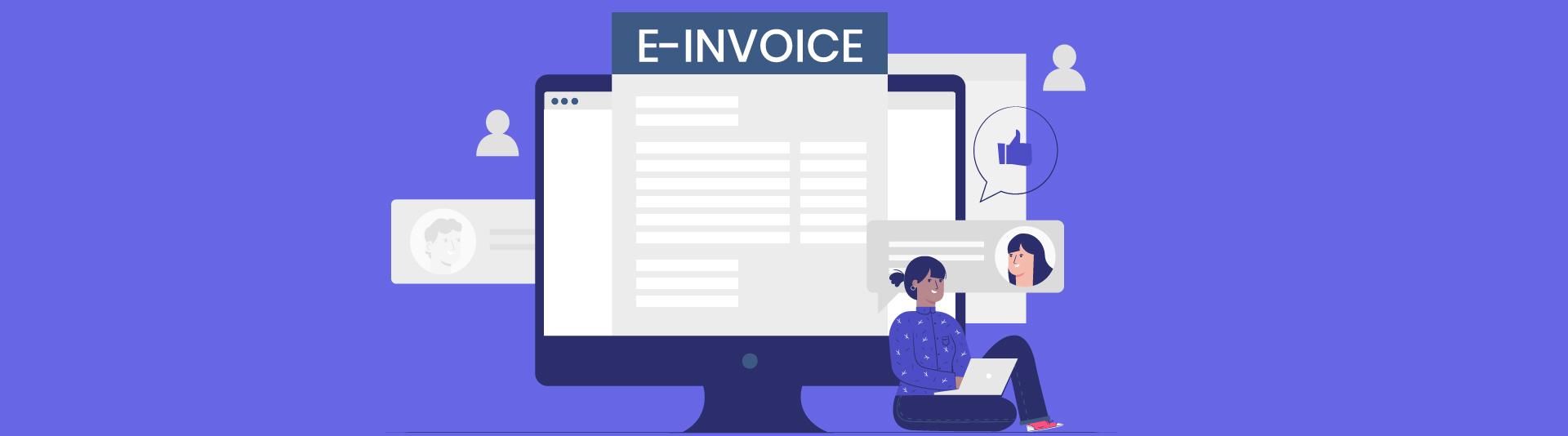 e invoicing