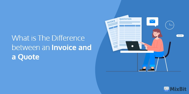 Difference Between an Invoice and a Quote