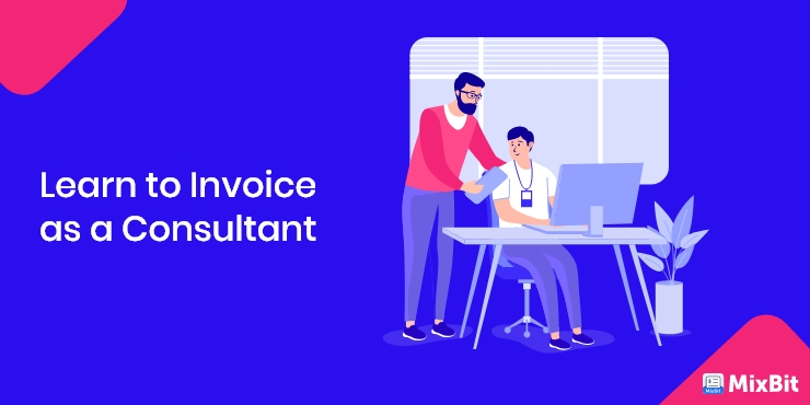 Invoice as a Consultant