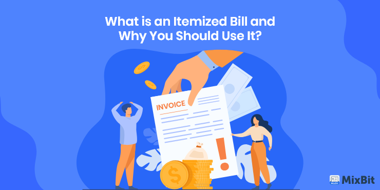 What is an Itemized Bill